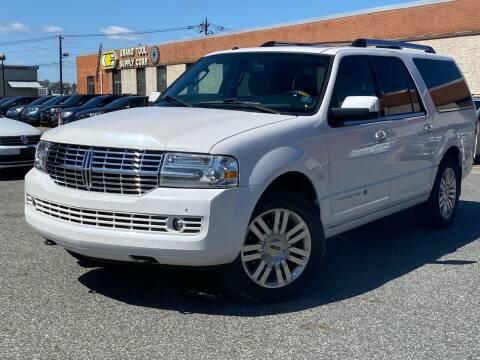 2011 Lincoln Navigator L for sale at MAGIC AUTO SALES - Magic Auto Prestige in South Hackensack NJ