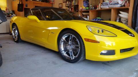 2009 Chevrolet Corvette for sale at Mountain Auto in Jackson CA