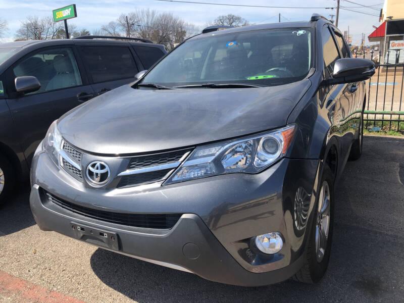 2015 Toyota RAV4 for sale in Irving, TX