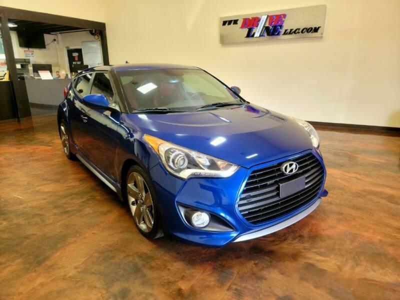 2015 Hyundai Veloster for sale at Driveline LLC in Jacksonville FL