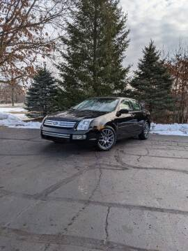 2008 Ford Fusion for sale at West Point Auto Sales in Mattawan MI