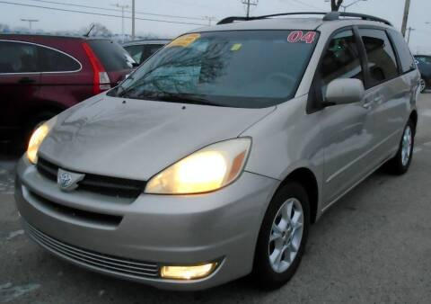 2004 Toyota Sienna for sale at Waukeshas Best Used Cars in Waukesha WI