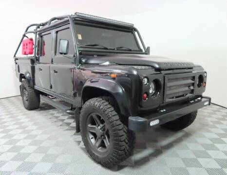 1993 Land Rover Defender 130 for sale at Autos by Jeff Scottsdale in Scottsdale AZ