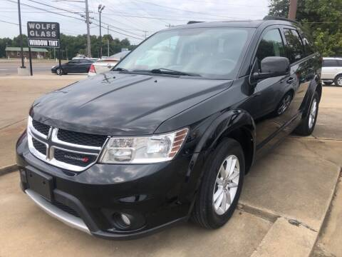 2016 Dodge Journey for sale at Wolff Auto Sales in Clarksville TN