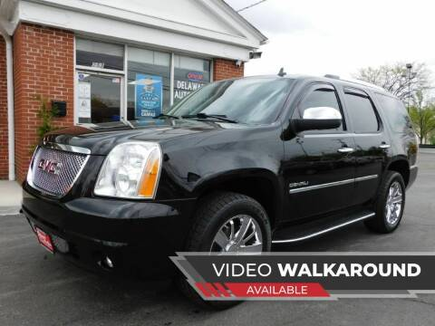 2013 GMC Yukon for sale at Delaware Auto Sales in Delaware OH