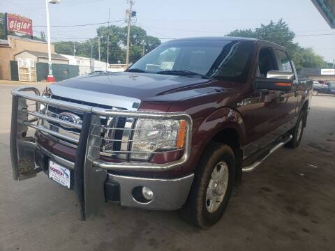 2010 Ford F-150 for sale at Gordon Auto Sales LLC in Sioux City IA
