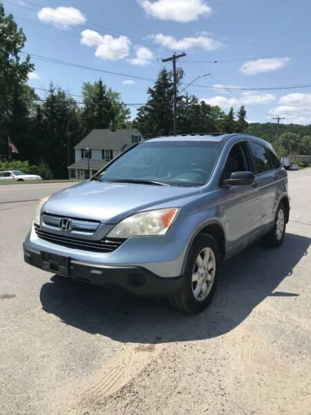 2008 Honda CR-V for sale at Putnam Auto Sales Inc in Carmel NY