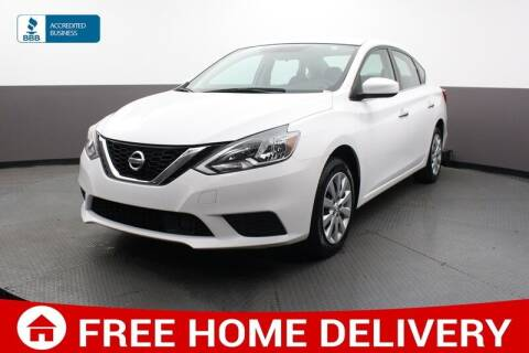 2019 Nissan Sentra for sale at Florida Fine Cars - West Palm Beach in West Palm Beach FL