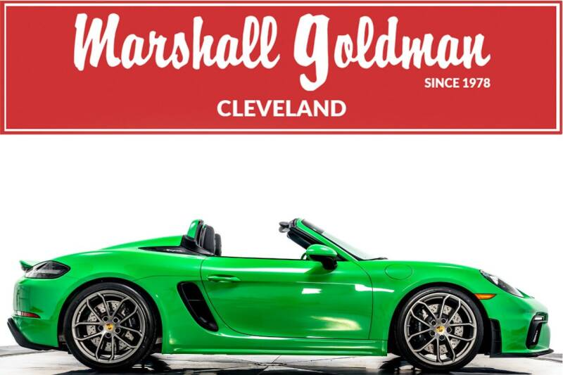 2021 Porsche 718 Boxster for sale in Cleveland, OH
