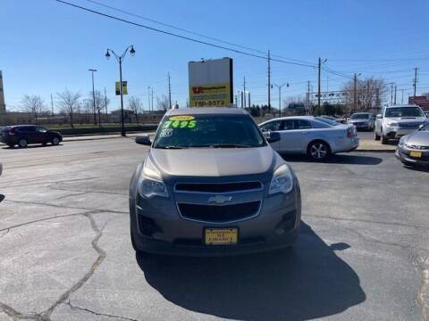 2011 Chevrolet Equinox for sale at VP Auto Enterprises in Rochester NY