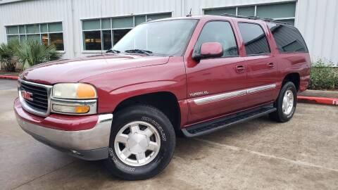 2004 GMC Yukon XL for sale at Houston Auto Preowned in Houston TX