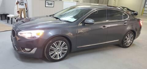 2015 Kia Cadenza for sale at Klika Auto Direct LLC in Olathe KS
