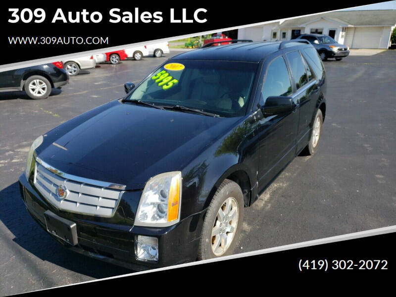 2007 Cadillac SRX for sale at 309 Auto Sales LLC in Harrod OH