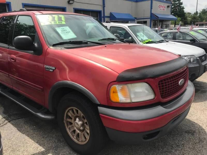 2001 Ford Expedition for sale at Klein on Vine in Cincinnati OH