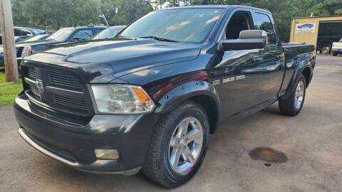 2011 RAM Ram Pickup 1500 for sale at GA Auto IMPORTS  LLC in Buford GA