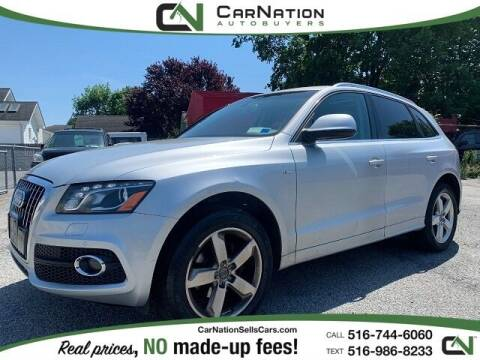 2012 Audi Q5 for sale at CarNation AUTOBUYERS Inc. in Rockville Centre NY