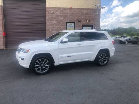2017 Jeep Grand Cherokee for sale at CarNu  Sales in Warminster PA