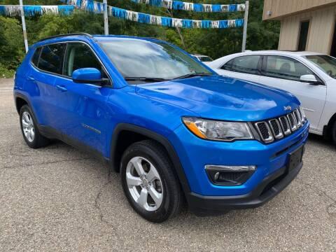 2018 Jeep Compass for sale at Matt Jones Preowned Auto in Wheeling WV