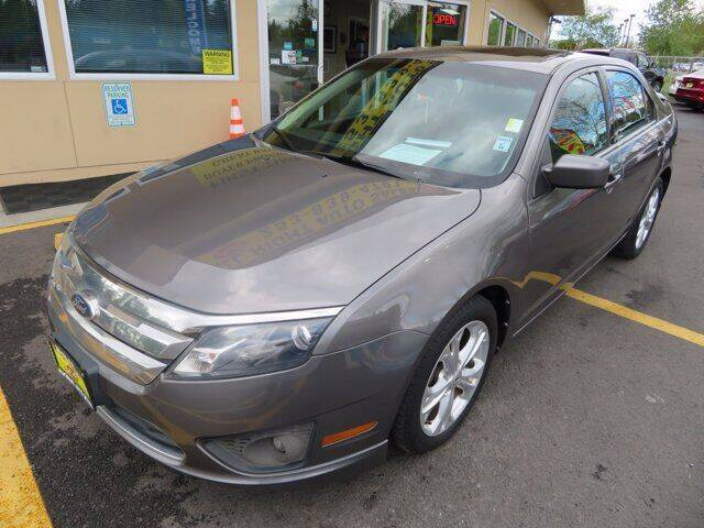 2012 Ford Fusion for sale in Federal Way, WA