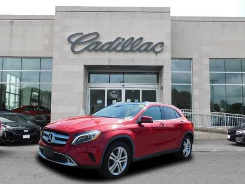 2015 Mercedes-Benz GLA for sale at Radley Cadillac in Fredericksburg VA