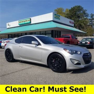 2013 Hyundai Genesis Coupe for sale at Action Auto Specialist in Norfolk VA