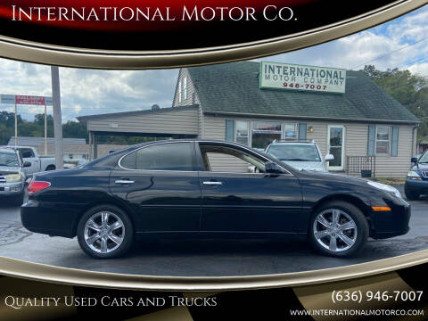 2005 Lexus ES 330 for sale at International Motor Co. in Saint Charles MO