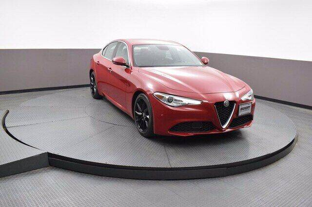 2019 Alfa Romeo Giulia for sale at Hickory Used Car Superstore in Hickory NC