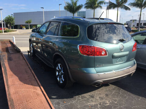 2010 Buick Enclave for sale at CAR-RIGHT AUTO SALES INC in Naples FL