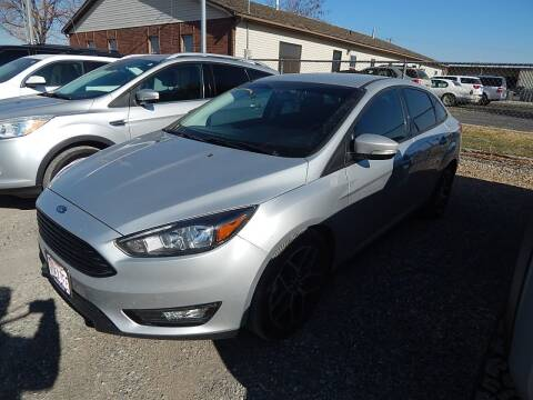 2018 Ford Focus for sale at West Motor Company - West Motor Ford in Preston ID