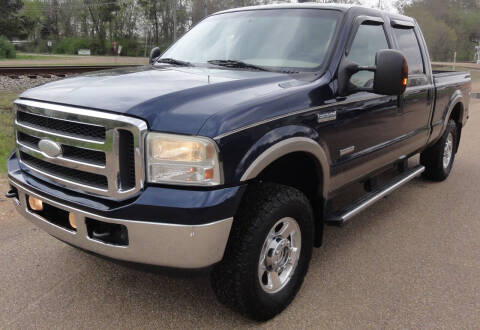 2005 Ford F-250 Super Duty for sale at JACKSON LEASE SALES & RENTALS in Jackson MS
