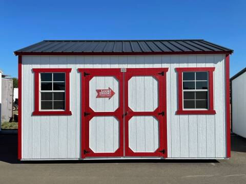 2021 Old Hickory Buildings Side Utility for sale at Krantz Motor City in Watertown SD