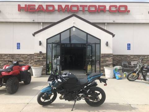 2021 Kawasaki Z400 ABS for sale at Head Motor Company - Head Indian Motorcycle in Columbia MO