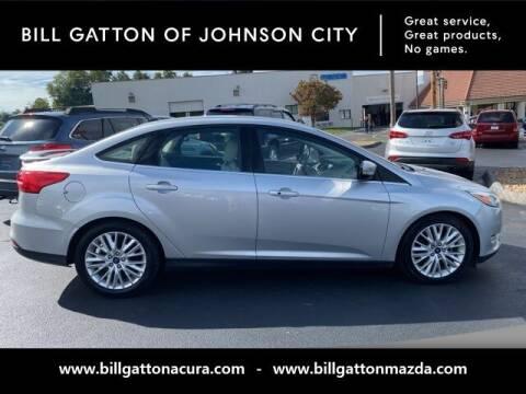 2017 Ford Focus for sale at Bill Gatton Used Cars - BILL GATTON ACURA MAZDA in Johnson City TN
