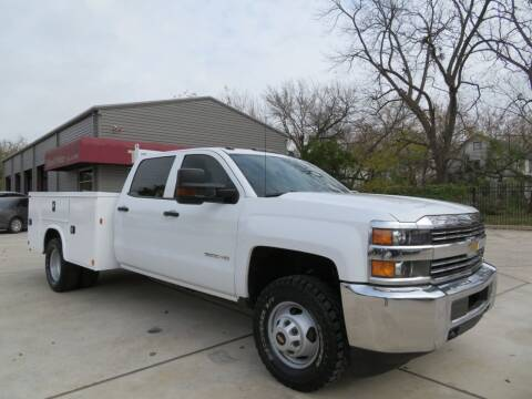 2018 Chevrolet Silverado 3500HD for sale at TIDWELL MOTOR in Houston TX
