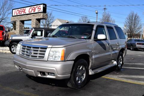 2005 Cadillac Escalade for sale at I-DEAL CARS in Camp Hill PA