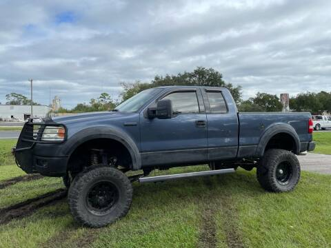 2004 Ford F-150 for sale at IMAGINE CARS and MOTORCYCLES in Orlando FL