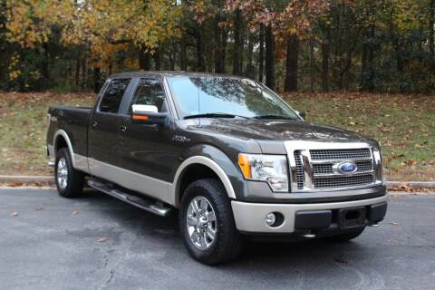 2009 Ford F-150 for sale at El Patron Trucks in Norcross GA