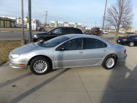 2002 Chrysler Concorde for sale at Relaxation Automobile Station in Moorhead MN