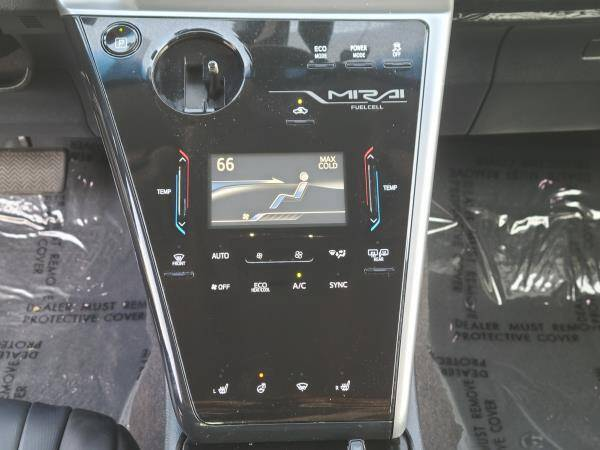 2017 Toyota Mirai 4dr Sedan - La Crescenta CA