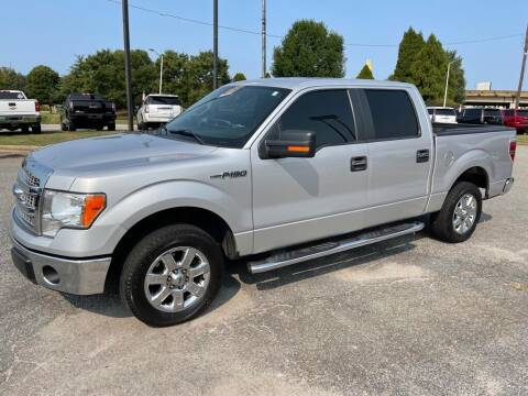 2014 Ford F-150 for sale at Modern Automotive in Boiling Springs SC