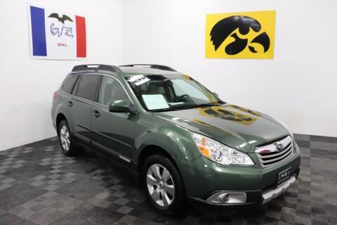 2012 Subaru Outback for sale at Carousel Auto Group in Iowa City IA