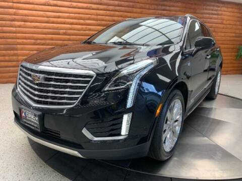 2018 Cadillac XT5 for sale at Dixie Imports in Fairfield OH
