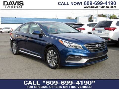2017 Hyundai Sonata for sale at Davis Hyundai in Ewing NJ