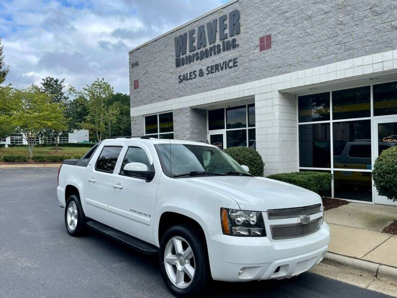 2007 Chevrolet Avalanche for sale at Weaver Motorsports Inc in Cary NC