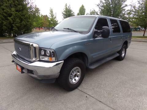 2000 Ford Excursion for sale at Signature Auto Sales in Bremerton WA