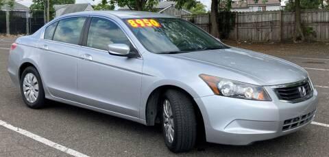 2010 Honda Accord for sale at Blvd Auto Center in Philadelphia PA
