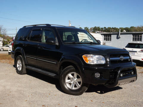 2005 Toyota Sequoia for sale at Auto Mart in Kannapolis NC