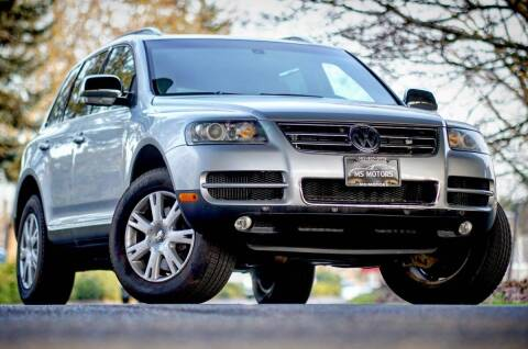 2007 Volkswagen Touareg for sale at MS Motors in Portland OR