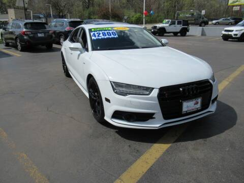 2016 Audi S7 for sale at Auto Land Inc in Crest Hill IL