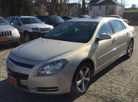 2009 Chevrolet Malibu for sale at Knowlton Motors, Inc. in Freeport IL